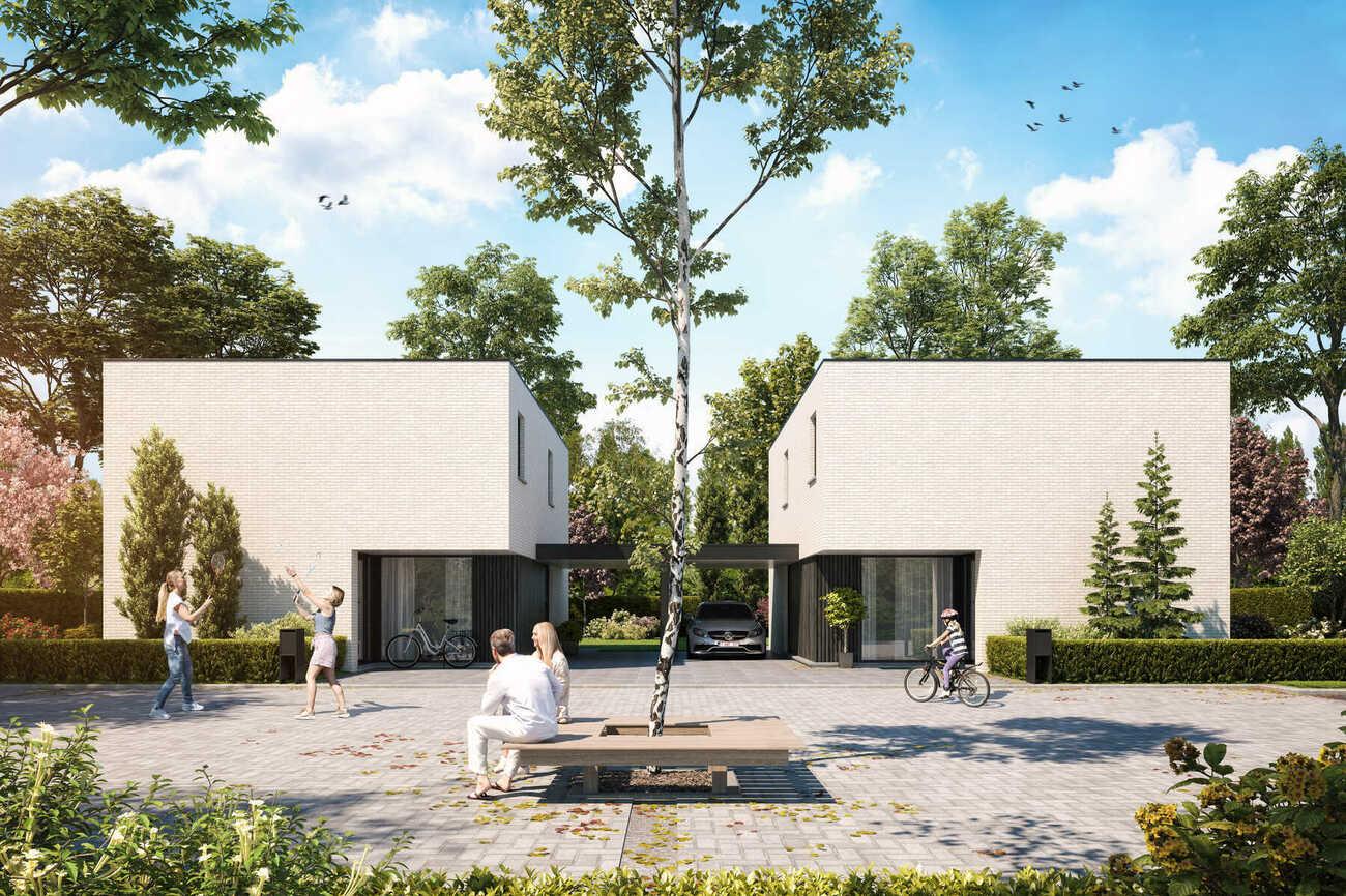 Welkom in Ouderwijk, de nieuwe woonbuurt in Lichtervelde