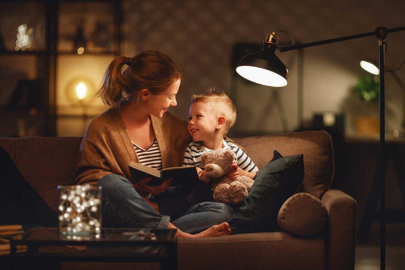 Maak het gezellig in huis met de juiste sfeerverlichting