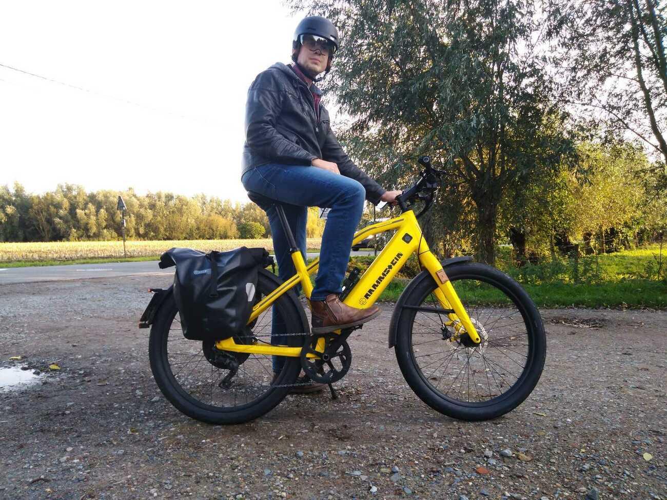Ook onze werknemers kunnen genieten van fietsleasing