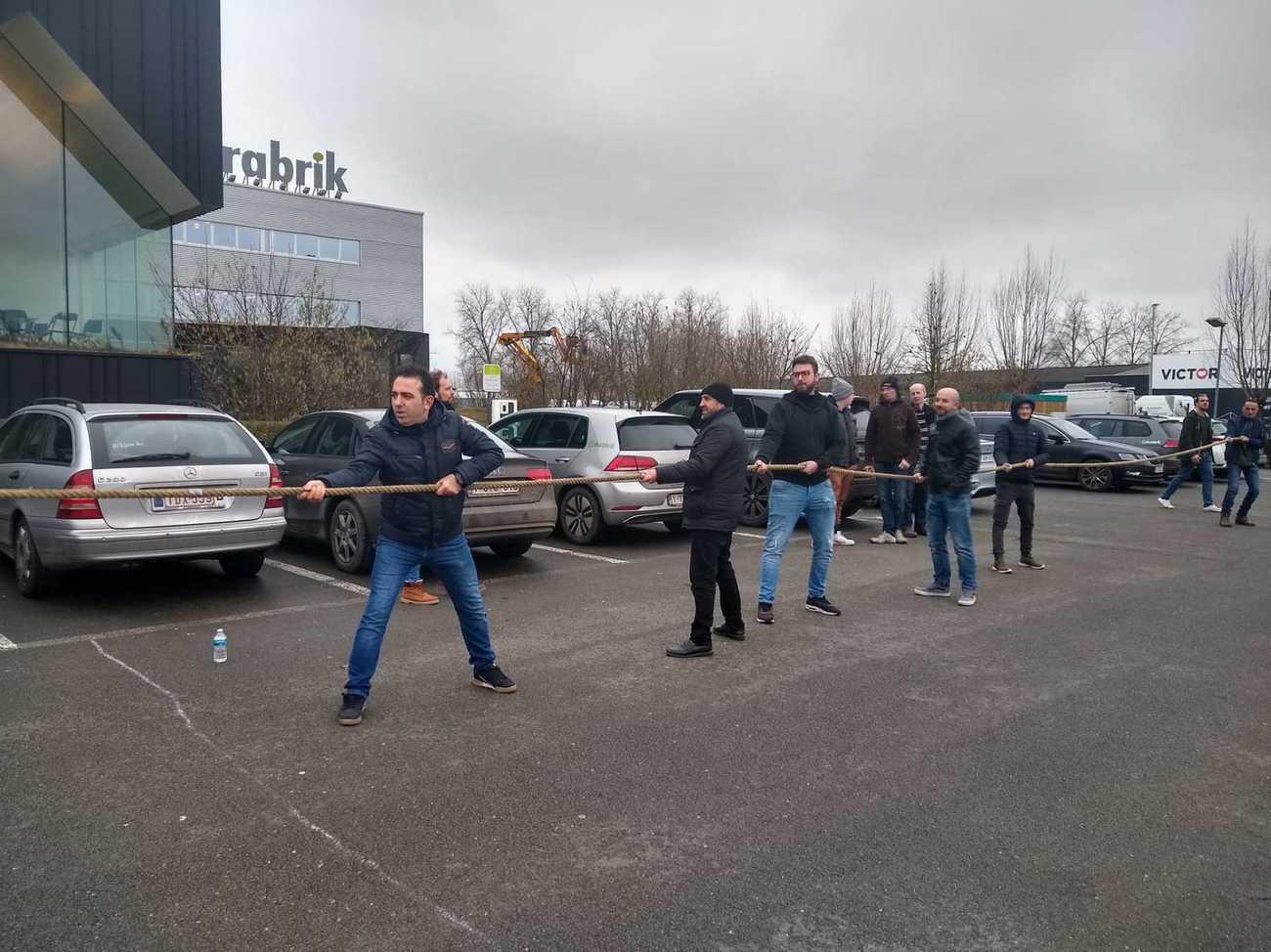 Vrijdag 31/01: kick-off van de fit@durabrik!