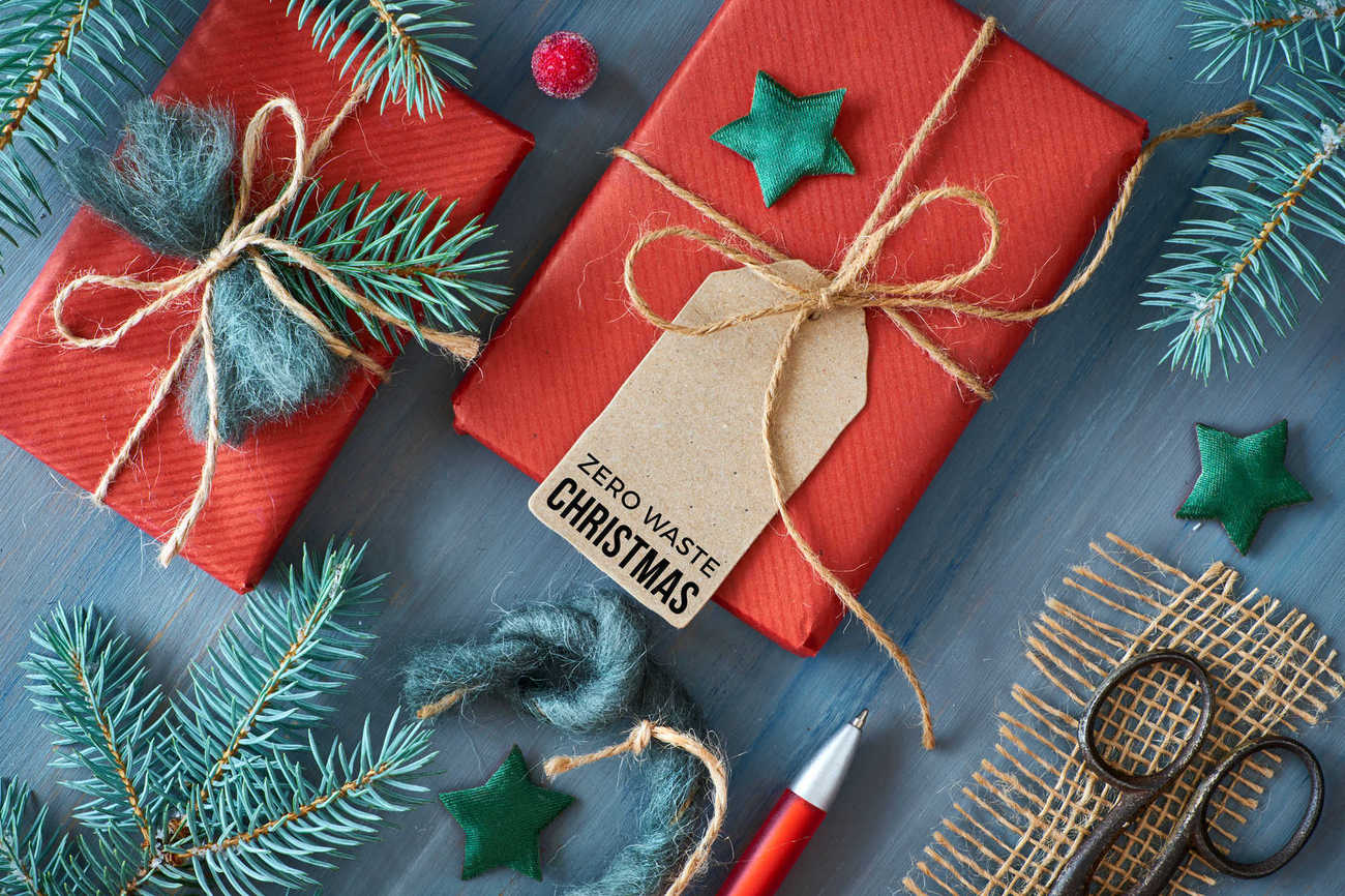 Ga voor duurzame kerstcadeautjes!