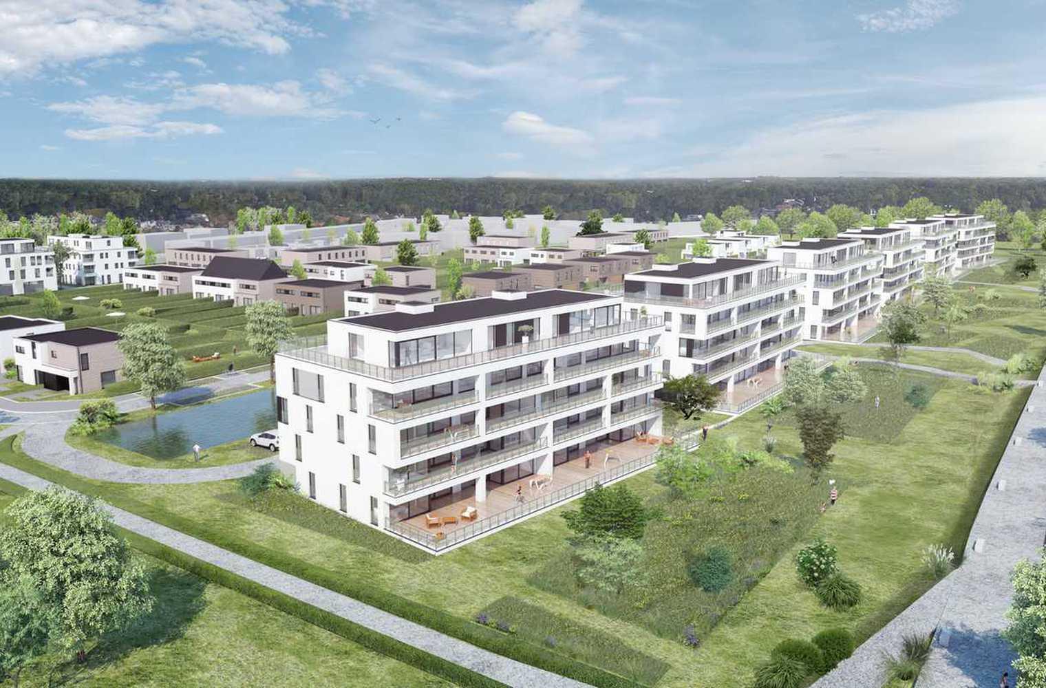 Nijverheidsstraat - Residentie Scheldehof