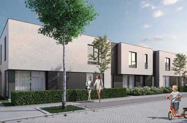 Nieuwkerken-Waas - De Cleenestraat - Wallenhof