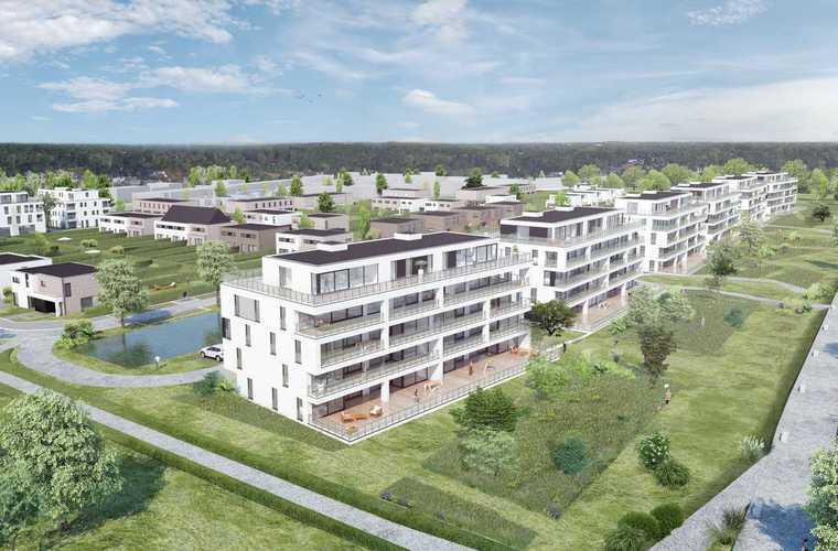 Destelbergen - Nijverheidsstraat - Residentie Scheldehof