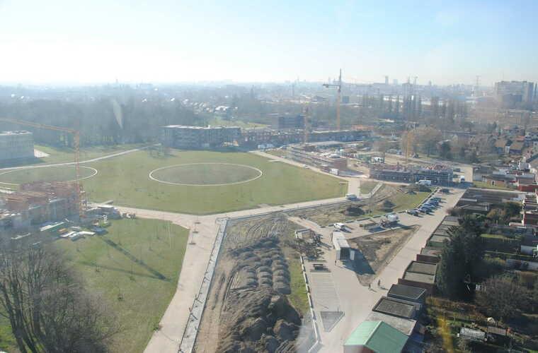 Hogeweg - Zeemanstuin