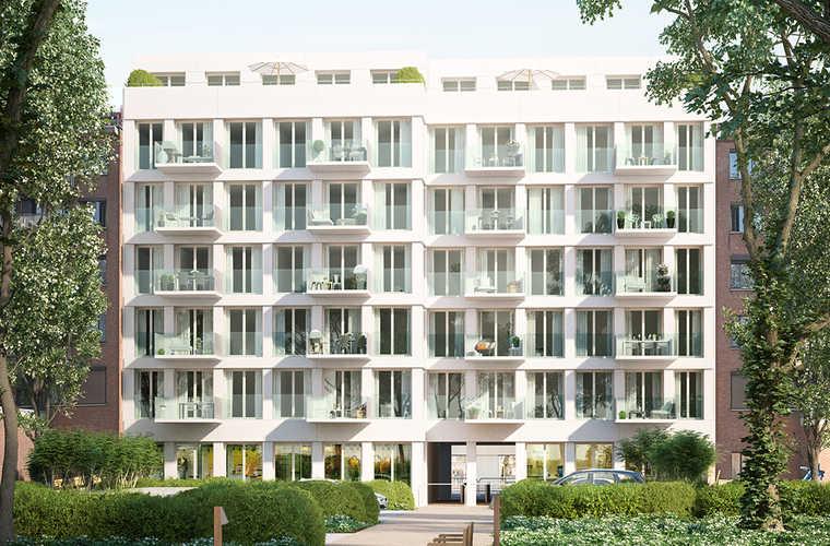 Antwerpsestraat - Residentie Parkhof