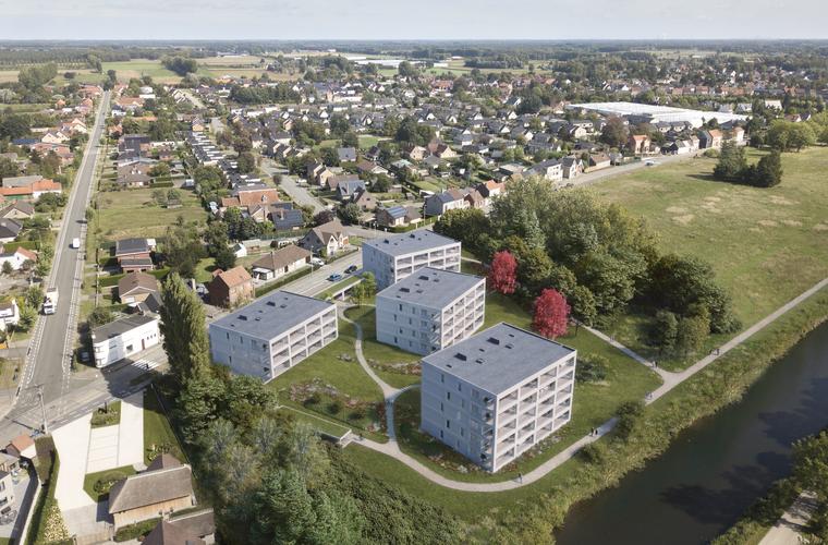 Terweststraat - Residentie De Zoete Vaart