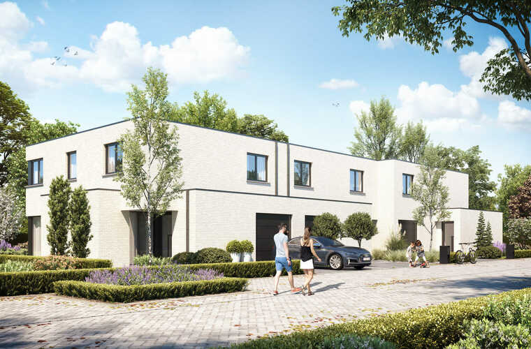 Varsenare - Hof van Straeten - Popstaelstraat/Legeweg