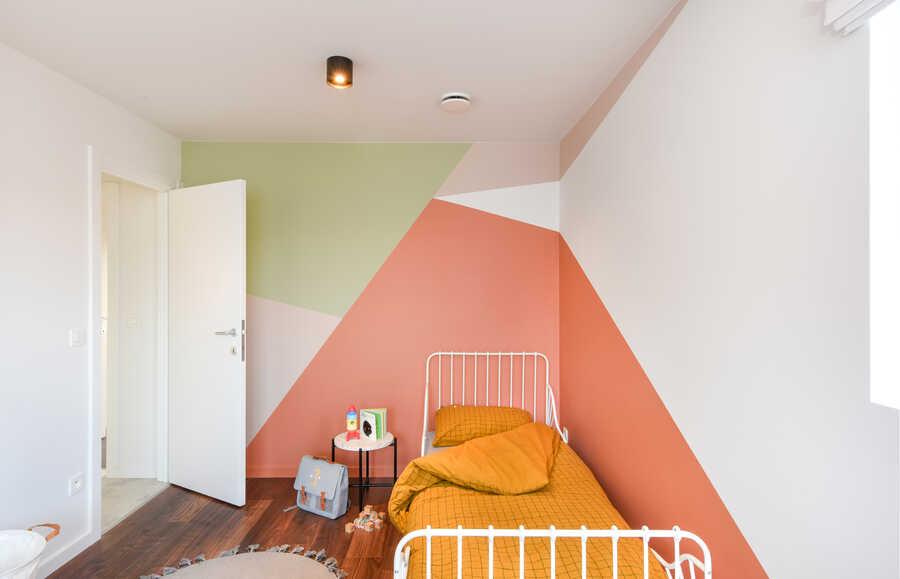kleurrijke-slaapkamer